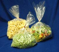 Cellophane Flat Bags (polypropylene)